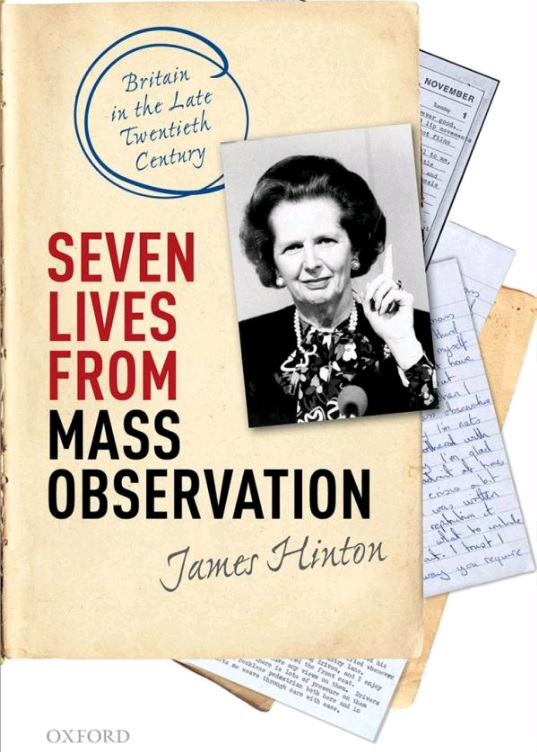 What is the mass observation archive at Sussex university near Brighton, England?